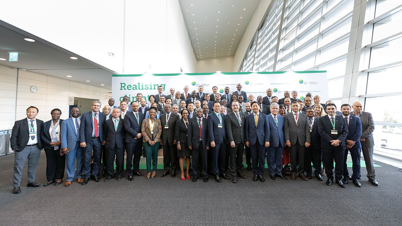 [GCF] Strengthening partnerships key to enhanced climate action, GCF leader tells largest gathering of developing country partners
